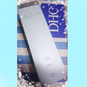 DHCネットポイントで交換した化粧品「AQUA PRIME」