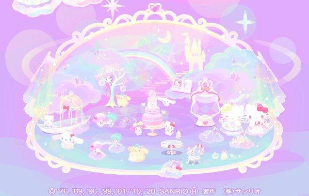 【ハロスイ】ハローキティのバースデー2020【イベント】