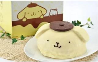 愛知県日進市 ポムポムプリンケーキ