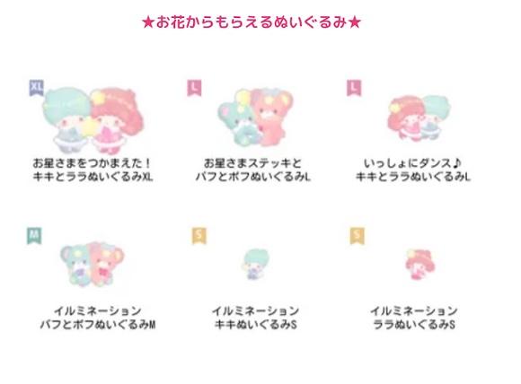 【ハロスイ・イベント】キキとララのバースデー2020(2020年12月22日〜12月31日)