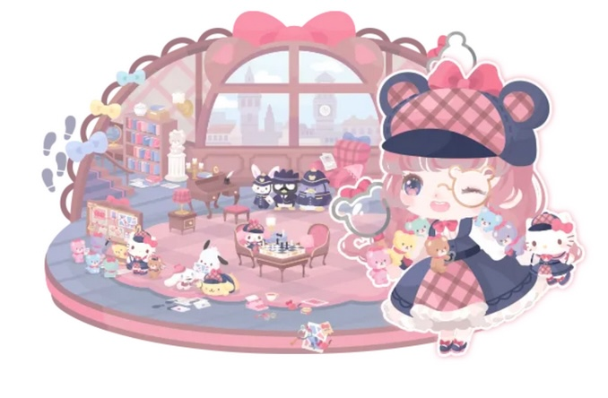 【ハロスイ・イベント】ハローキティのおまかせ!探偵事務所(2021年5月18日〜5月27日)