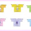はぴだんぶい Tシャツ型巾着【予約・5月31日発売予定】ポチャッコ・あひるのペックル・けろけろけろっぴ・タキシードサム・バッドばつ丸・ハンギョドン